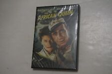 The African Queen (Dvd, 2010) Rare Bogart Hepburn War Theme Adventure 1951 New