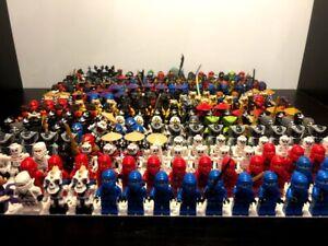*LEGO NINJAGO MINIFIGURE SELECTION*