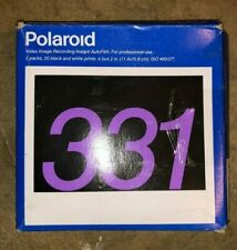 Polaroid 331 Film 2 pack 20 exposures