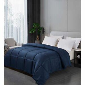 Blue Ridge Home Fashion Microfiber Down Alternative Comforter TWIN- NEW