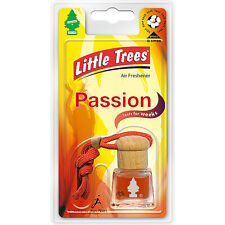 MAGIC TREE 'LITTLE TREE' AIR FRESHENER BOTTLE PASSION FRAGRANCE