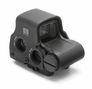 EOTECH EXPS3-0 Black Holographic Weapon Sight 68 MOA Ring 1 MOA Dot Recitile