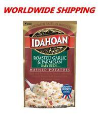 Idahoan Bébé Reds Rôti Ail & Parmesan Purée Pommes de Terre 121ml Monde Navire