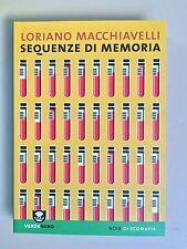 Sequenze di memoria di Macchiavelli Verdenero 9 Noir di ecomafia Ed.Ambiente 08