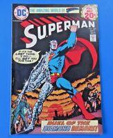 SUPERMAN #280 COMIC BOOK ~ DC BRONZE AGE 1974 ~ FN/VF