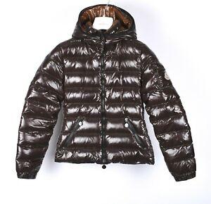 Moncler Bady Hooded Down Women Puffer Jacket Coat Size 0
