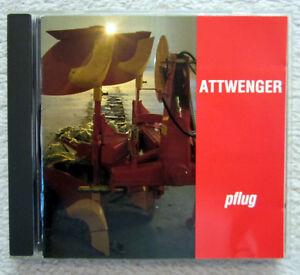 CD / ATTWENGER / PFLUG / AUSTRIA / RARITÄT / 1992 /
