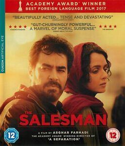 The Salesman (BLU-RAY)