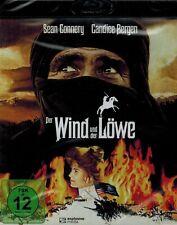 BLU-RAY NEU/OVP - Der Wind und der Löwe - Sean Connery & Candice Bergen