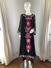 Black Double-Sided Pakistani/Indian Desi Outfit