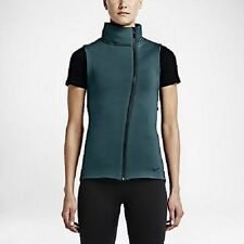 Women's Nike Therma-Sphere Max Training Vest Jacket 718910 307 Size Large NWT