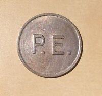 P. E. Token