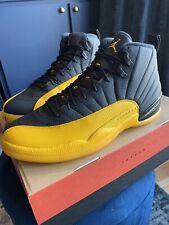 Air Jordan Retro 12 University Gold Size 13 Yellow New Authentic