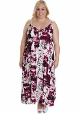 Viscose Any Occasion Plus Size Dresses for Women