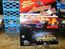 MOVIE CAR Johnny Lightning American Graffiti FIRST RELEASE 1955 CHEVY NOMAD
