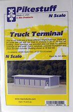 Pikestuff (N-Scale) #541-8004 Truck Terminal   - NIB