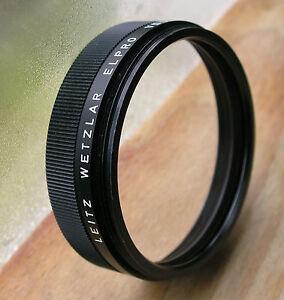 leitz leica  elpro VII B  series 7 VII  54mm screw in close up lens