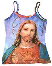 Jésus Christ Designer ETOILE Millésime art TOP CHEMISE G. XS/S