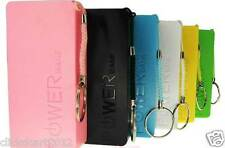 Power Bank 5600mAh With Flashlight For Nokia Oppo Sony LG Camera Tab Phone(Pink)