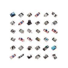 37 in 1 Sensor Module Starter Kit 37 Sensors Assortment Kit for Arduino MCU Educ