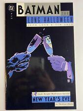 Batman The Long Halloween #4 | VF+ | Holiday, Joker | Harvey Dent | DC