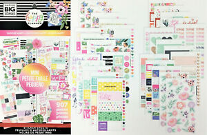 Me & My Big Ideas Create 365 The Happy Planner Stickers Value Pack - YOU Choose!