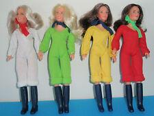 "Hasbro ""Charlie's Angels""-Jill, Sabrina, Kelly and Kris (newest Angel) -1978"