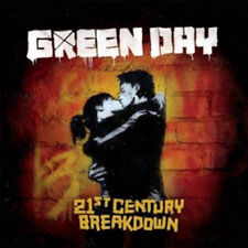 Green Day 21st Century Breakdown 2lp Gatefold Vinyl