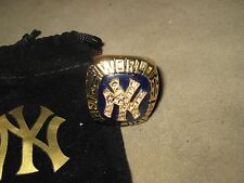 1996 YANKEES WORLD SERIES CHAMPIONS RING CHECK IT OUT