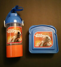 Star Wars Drink Sandwich Set Great for Lunch for Star Wars Lover New Great Gift