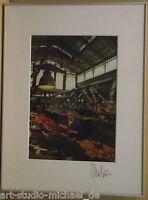"""Klaus Schreiber:""""Markthalle von Florenz""""  Fotografie"""