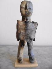Statuette FETICHE FETISH EWE FON 22cm Arte africano Art tribal primitif africain