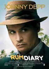 THE   RUM   DIARY     film    poster.