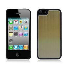 For iPhone 5 5S SE METAL Aluminum HARD Protector Case Snap On Phone Cover Gold