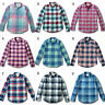 NWT Hollister by Abercrombie&Fitch Mens Classic Plaid Stretch Check Poplin Shirt
