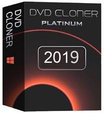 DVD Cloner Platinum 2019 Instant Delivery
