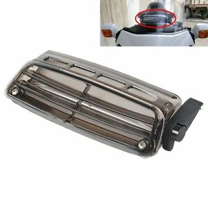 Smoked Windshield Air Vent Assembly Fit For Honda Goldwing GL1800 1800 2001-2017