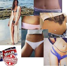 Waist Body Shiny Sequins Belly Chain Body Chain Jewelry Rhinestone Belt Gifts UK
