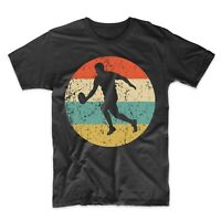 Men's Rugby Player Shirt - Retro Sports T-Shirt - Rugby Player Icon Shirt