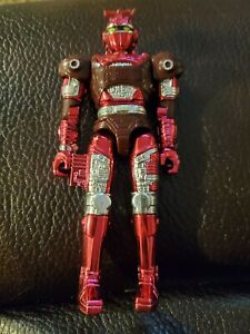 Big Bad Beetleborgs red striker Figure Zord Morpher