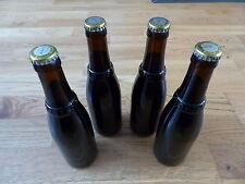 4 bouteilles de Westvleteren 12 XII - RARE - 4 Westvleteren XII bottles