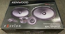 Kenwood Excelon KFC XP6903C 6x9 Component Car Speaker for Select Chrysler Toyota