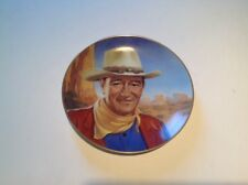 John Wayne Decorative Plate