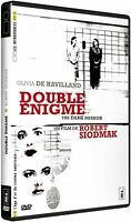 DVD Double énigme Siodmak Occasion
