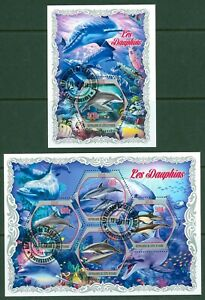 Marine fauna Dolphins 2s/s 2018