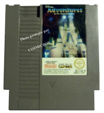 DISNEY ADVENTURES in Kingdom console NES cartouche NINTENDO testé version PAL
