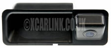 BMW 3 Series E90 Boot Trunk Handle Replacement Rear Reversing View Camera