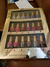 Paris Hilton 18 pcs Nail Polish Collection new!