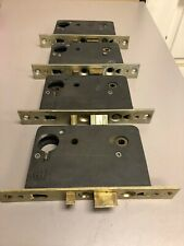 Old Vintage Sargent 77 Commercial  Mortise Lock Case Parts or Repair USED