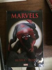 Marvel comics Marvels Kurt Busiek Alex Ross TPB Trade Paper Back Brand New